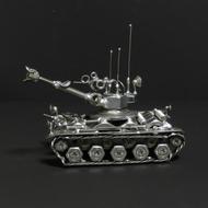 ネジアート戦車 すべて手作りユニークアート雑貨 インテリアやプレゼントにおすすめです。