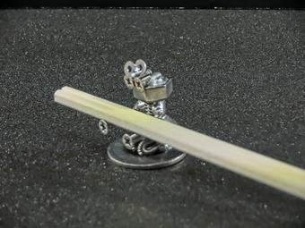 ネジアート ボルト、ボル子の箸置き すべて手作り
