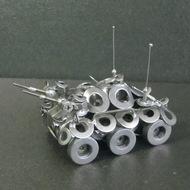 ネジアート 起動装甲車