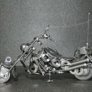 ネジアート アメリカンバイク