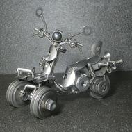 ネジアート 3輪バイク