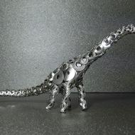 ネジアート リアルブラキオサウルス