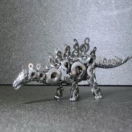 ネジアート リアルステゴサウルス